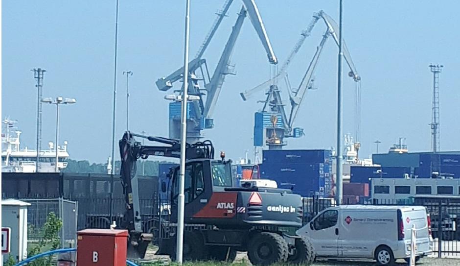 DLP-Dienstverlening | project Botlek | Rotterdam